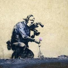 By Banksy, http://www.streetartutopia.com/